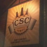 Photo taken at Centro Social da Cerveja (CSC) by José Oscar E. on 12/3/2011