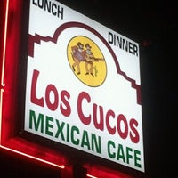 Photo taken at Los Cucos Mexican Cafe by Maximus S. on 9/11/2011