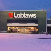 Photo taken at Loblaws by Danny L. on 1/8/2011