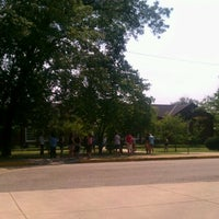 Photo taken at Sequoyah Elementary School by Christa D. on 8/17/2011