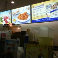 Photo taken at Auntie Anne's by Thanaphon M. on 12/26/2011