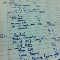 Photo taken at Sentral Study Room by Louis C. on 5/16/2012