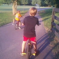Photo taken at Crockett Park by Denise T. on 5/26/2012