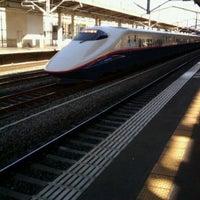 Photo taken at JR Takasaki Station by komiy on 10/2/2011