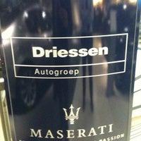 Photo taken at Driessen Autogroep by Jeroen on 6/6/2012