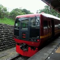 Photo taken at Tōbu-nikkō Station (TN25) by ring2chang on 8/15/2012