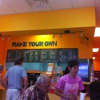 Photo taken at WaffleS Cafe by Glenn A. on 8/17/2011