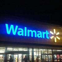 Photo taken at Walmart Supercenter by Joshua L. on 9/10/2011