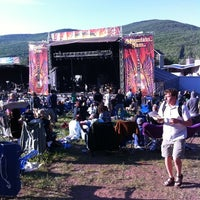 Photo taken at Mountain Jam by Dave W. on 6/5/2011