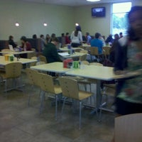 Photo taken at McCallie Dining Hall by Robby A. on 9/15/2011