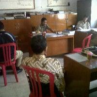 Photo taken at Balai Desa Sawangan by anas z. on 6/16/2011