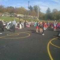 Photo taken at Holy Redeemer Catholic Church & School by John K. on 11/3/2011