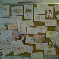 Photo taken at Five Guys by Gabriel P. on 10/31/2011