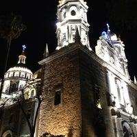 Photo taken at Santuario de Nuestra Señora de la Soledad by Ugo E. on 4/7/2012