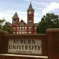 Photo taken at Auburn University by Dan S. on 7/12/2012