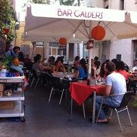 Foto tomada en Bar Calders por Elena C. el 5/27/2012