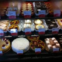 Photo taken at la Madeleine Country French Café by Takefumi M. on 6/10/2012