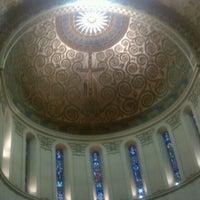 Photo taken at Holy Name Parish by Kristen W. on 3/16/2012