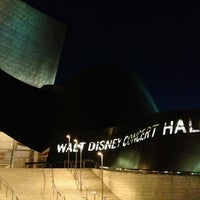 Photo taken at Walt Disney Concert Hall by Rick E. on 5/8/2012