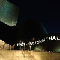 Снимок сделан в Концертный зал имени Уолта Диснея пользователем Rick E. 5/8/2012