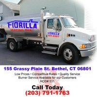 Photo taken at Fiorilla Heating Oil by James F. on 1/16/2011