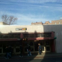 Photo taken at MTA Subway - Church Ave (B/Q) by I'm Mr blunt I don't need ur validation L. on 12/9/2011