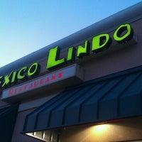 Photo taken at Mexico Lindo Restaurant by Ruben O. on 6/3/2011