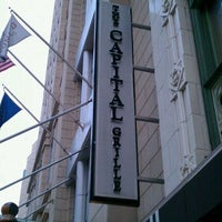 Photo taken at The Capital Grille by Joe V. on 7/17/2011