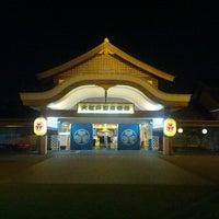 Снимок сделан в Oedo Onsen Monogatari пользователем hsiukag 9/12/2012