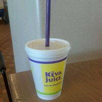 Photo taken at Keva Juice by Janie C. on 4/17/2012