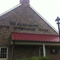 Photo taken at Bucks County Visitor Center by Paul B. on 9/6/2012