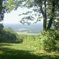 Photo taken at Blue Mound State Park by Michael D. on 7/4/2011