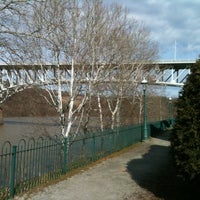 Photo taken at Waterfront Trail by Brian B. on 1/29/2012