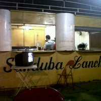 Photo taken at Sanduba Lanches by Giovanni N. on 10/25/2011