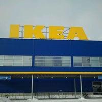 Photo taken at IKEA by Tero K. on 3/1/2012