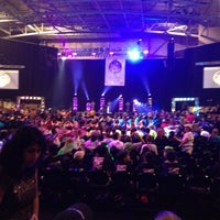 Photo taken at CFE Arena by Jeff D. on 5/19/2012