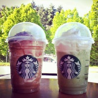 Photo taken at Starbucks by M P. on 5/13/2012