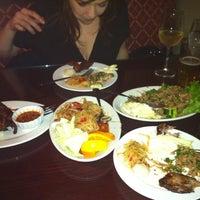 Photo taken at Savatdee Thai & Lao Cuisine by Nin P. on 2/15/2011