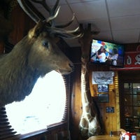 Photo taken at Ole's Big Game Steakhouse by Christian F. on 6/19/2012