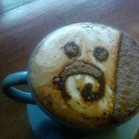 Photo taken at Sad cafe by bobby on 6/26/2012