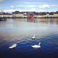 Photo taken at Claddagh Quay by Enda C. on 6/17/2012