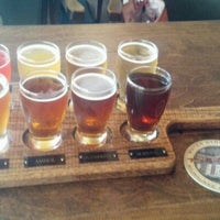 Photo taken at Water Street Brewery by Mara G. on 6/2/2012