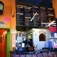 Photo taken at Taqueria Los Caporales by Michael K. on 7/18/2011