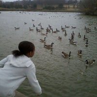 Photo taken at Fontenelle Park by Chad C. on 11/25/2011