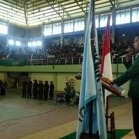 Photo taken at Politeknik Negeri Padang by Apriyandi &. on 11/14/2011