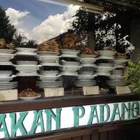 Photo taken at Rumah Makan Padang Tegaltamu by H | E | N | R | Y on 2/9/2012