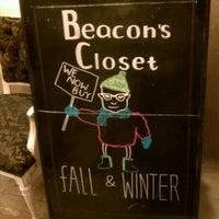 Photo taken at Beacon's Closet by M. E. on 12/18/2011