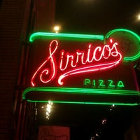 Photo taken at Sirrico's Pizza by Jerry F. on 4/25/2012