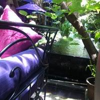 Photo taken at Pergola cafe by vicky . on 4/16/2012
