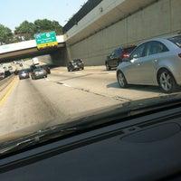 Photo taken at Vine Street Expressway by Bre H. on 6/29/2012